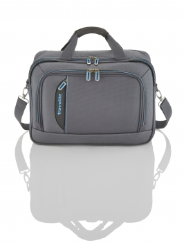 Shoes-More Travelite Bordtasche Crosslite 089504-04 anthrazit